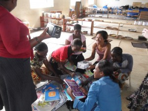 Praise God for all of you and for the materials! Antioch Charter Academy (Kathy we love you!) & Debbie Sabatte! Zikomo!