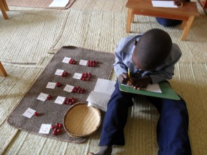 Montessori Math 